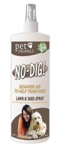 organic pet repellent