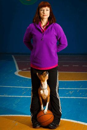 training dominant dogs